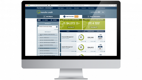 Online College & Nonprofit Accredited University   Franklin